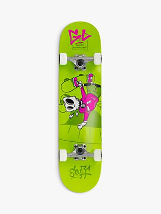 Enuff Skully Mini Skateboard, Green