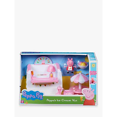 Peppa Pig Peppas Ice Cream Van Playset