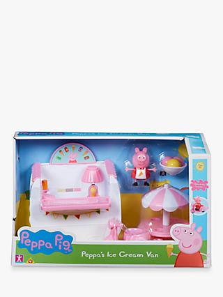 Peppa Pig Peppa's Ice Cream Van Playset