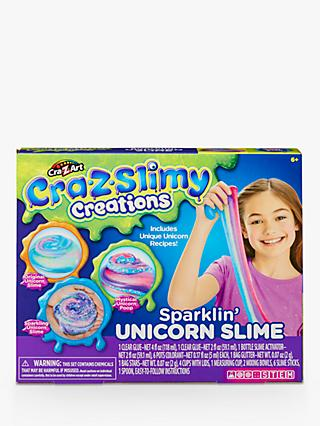Cra-Z-Art Cra-Z-Slimy Creations Sparklin' Unicorn Slime