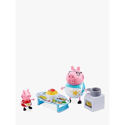 Peppa Pig Peppas Messy Kitchen Playset