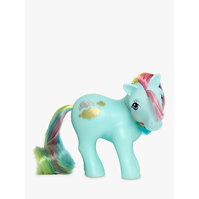 My Little Pony Sunlight 35th Anniversary Scented Rainbow Pony Doll, Mint