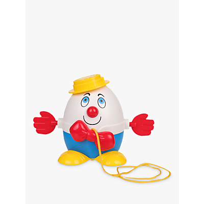 Fisher-Price Classic Humpty Dumpty Pull and Walk Toy