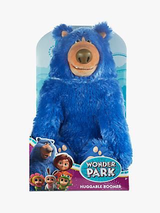 Wonder Park Huggable Boomer Soft Toy