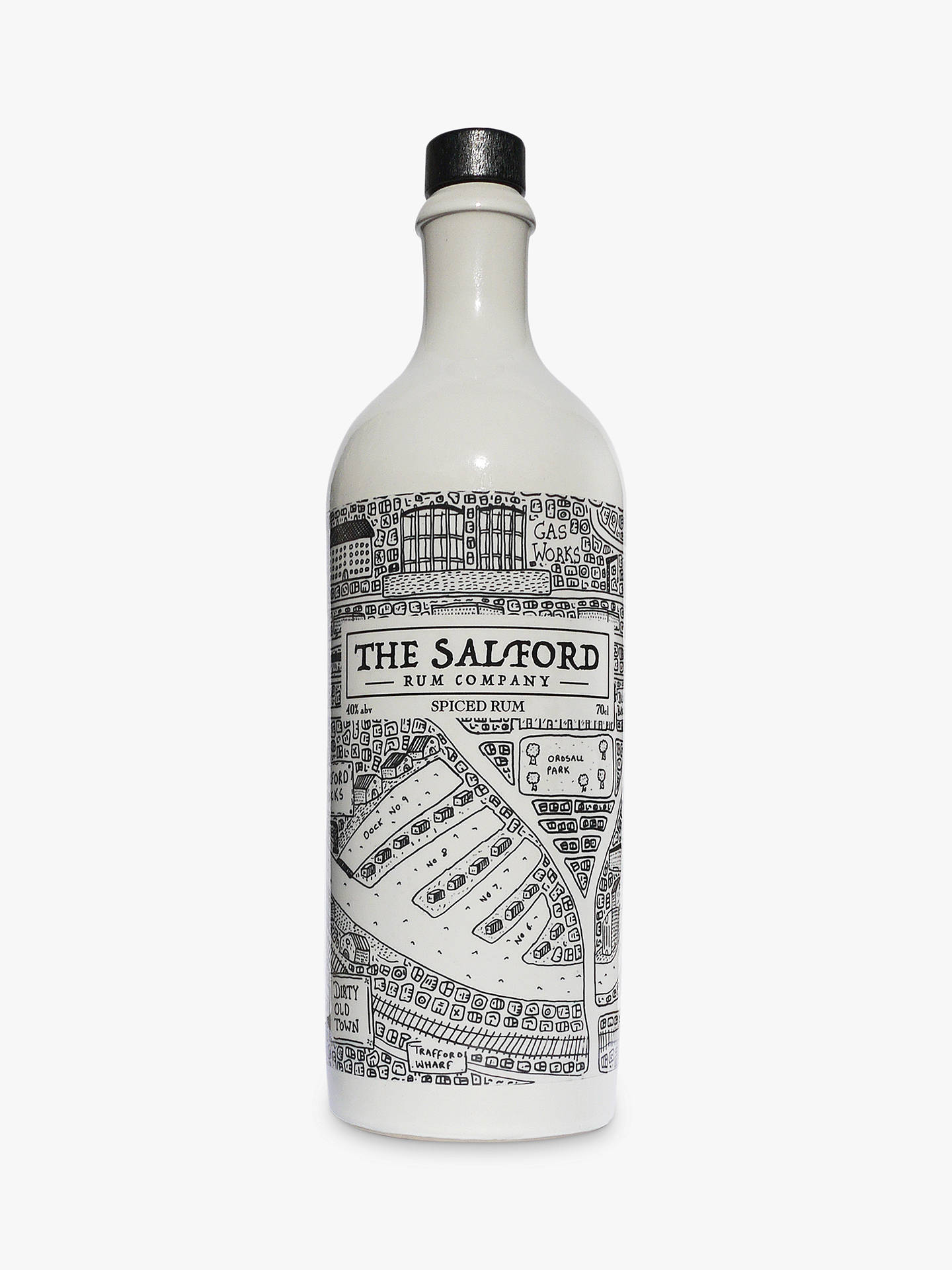 Miraculous Salford Rum Company Spiced Rum 70Cl Ibusinesslaw Wood Chair Design Ideas Ibusinesslaworg