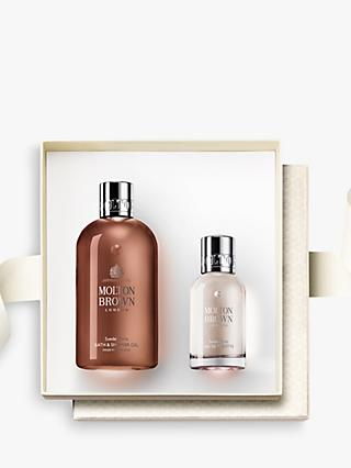 Molton Brown Suede Orris 50ml Eau de Toilette Fragrance Gift Set