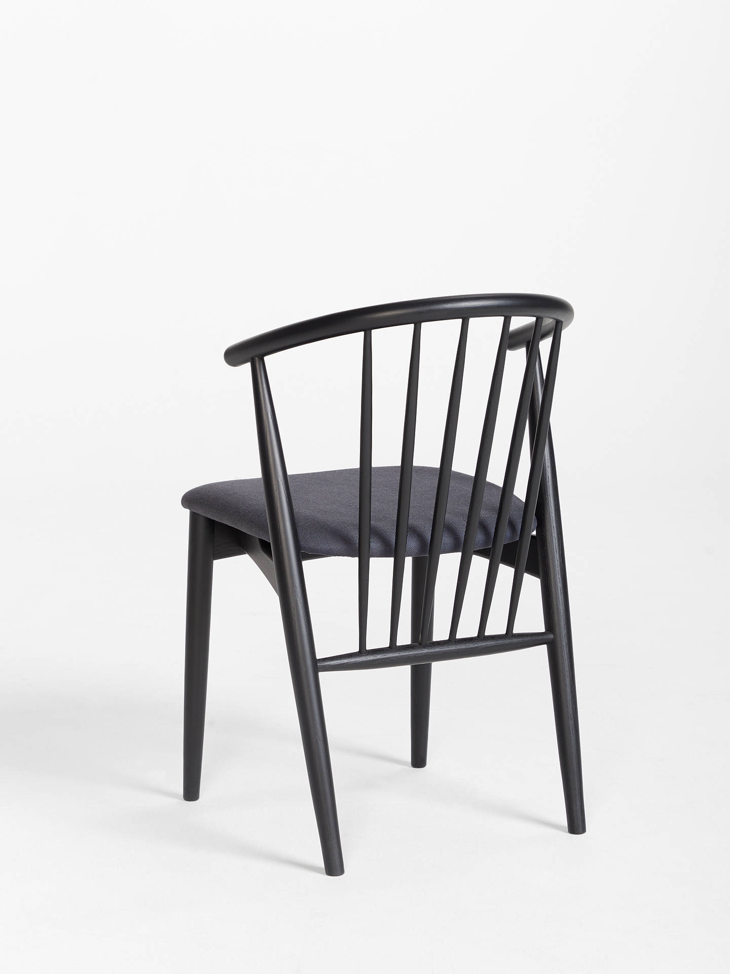 Fine Croft Collection Kinross Spindle Dining Chair Black Evergreenethics Interior Chair Design Evergreenethicsorg