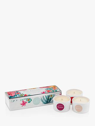 Max Benjamin Ocean Islands Scented Candles Gift Set