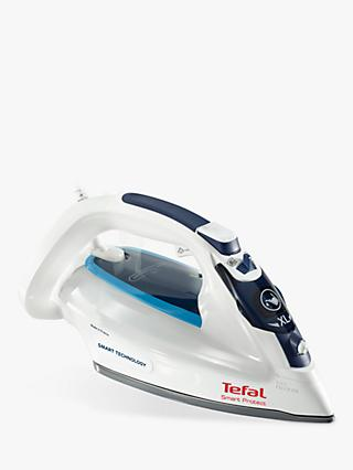 Tefal FV4980 Smart Protect Iron, White