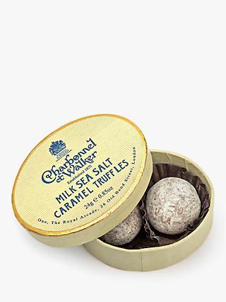 788d4ef1b1 Charbonnel et Walker Milk Sea Salt Caramel Truffles