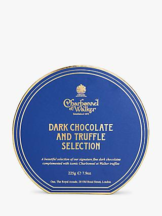Charbonnel et Walker Dark Chocolate & Truffle Selection, 200g