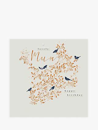 Woodmansterne Branch Mum Birthday Card
