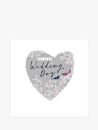 Woodmansterne From the Heart Wedding Card