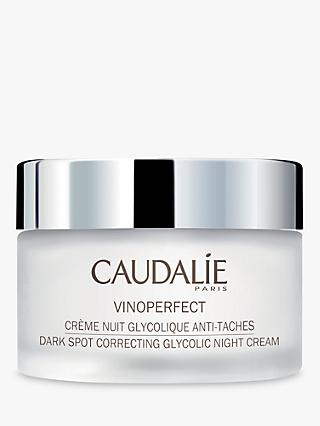 Caudalie Vinoperfect Glycolic Night Cream, 50ml