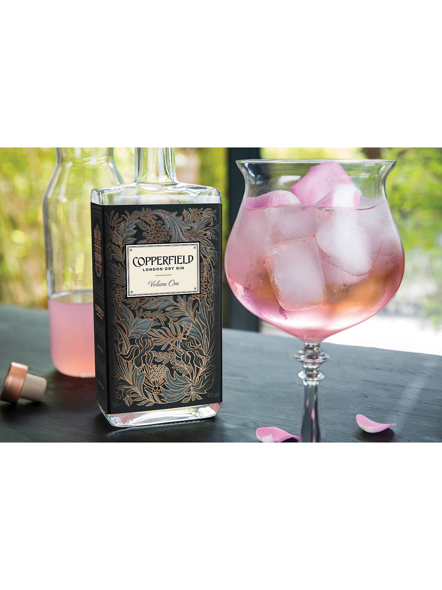 Buy The Surrey Copper Distillery Copperfield Dry Gin, 70cl Online at johnlewis.com