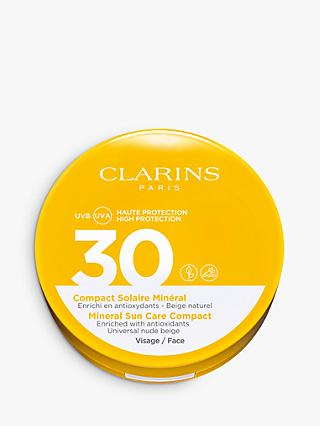 Clarins Mineral Sun Care Compact for Face SPF 30, 11.5ml