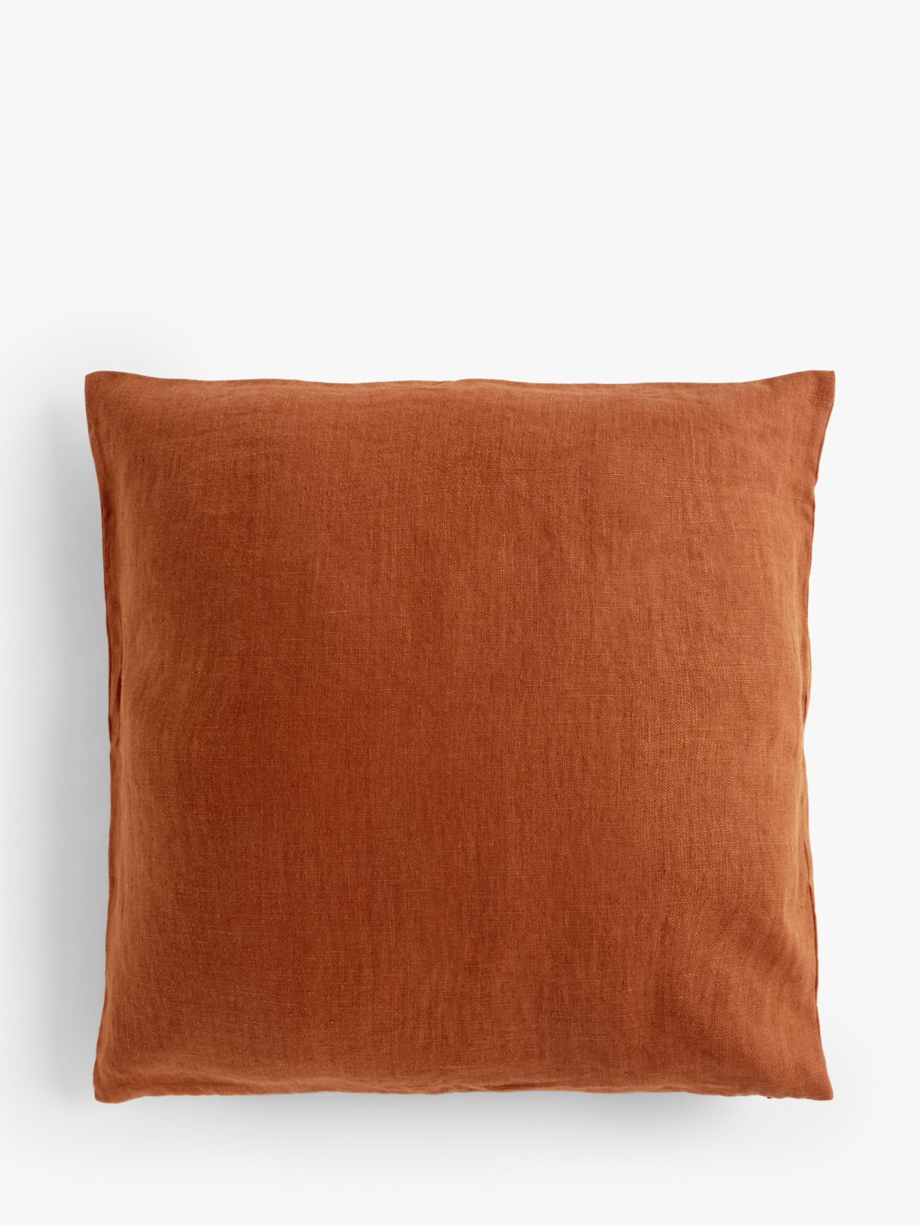 John Lewis & Partners Linen Cushion
