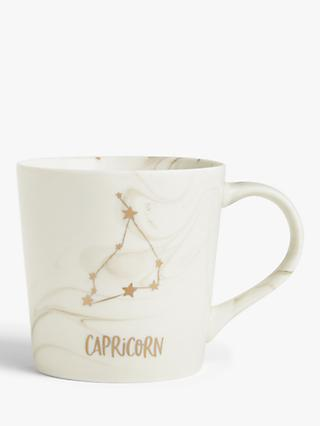 John Lewis & Partners Horoscope Mug, 400ml
