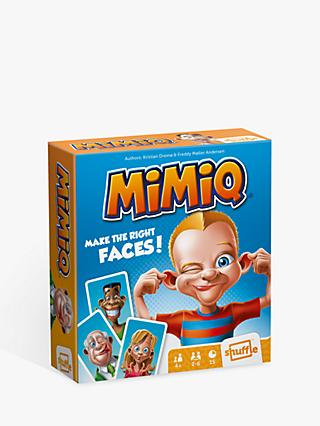 Shuffle Mimiq Make The Right Faces Card Game