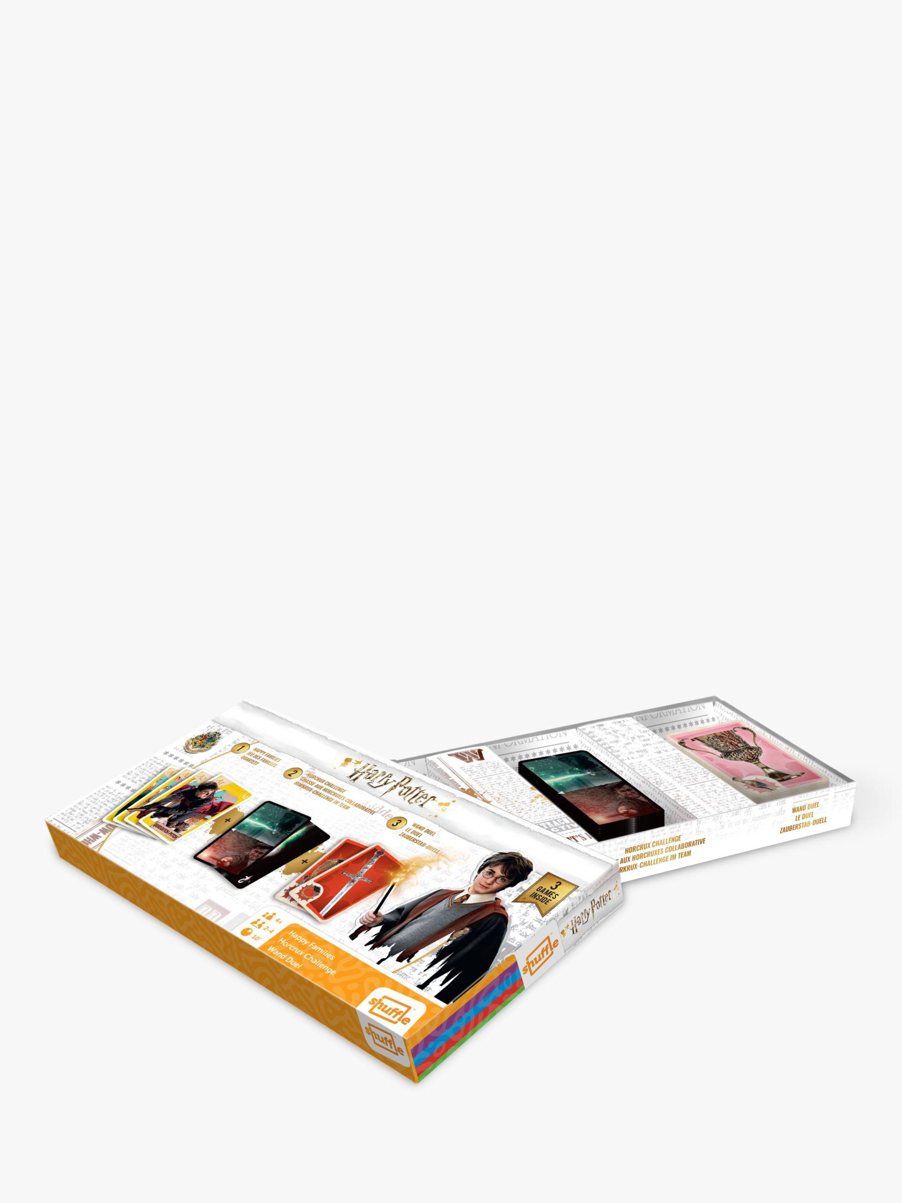 Harry Potter Harry Potter Tripack Card Game