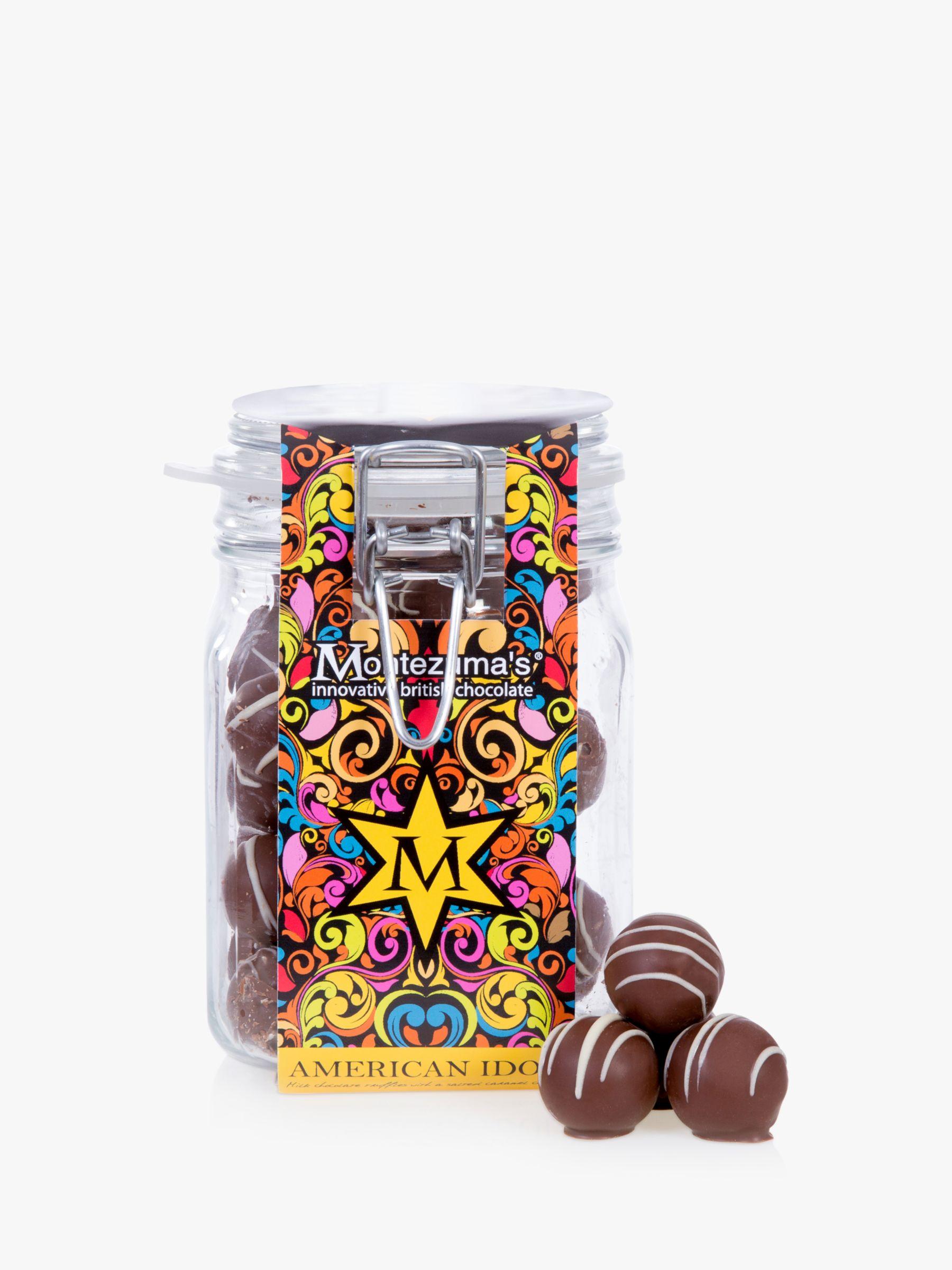 Montezuma's Montezuma's American Idol Chocolates Truffle Jar, 600g