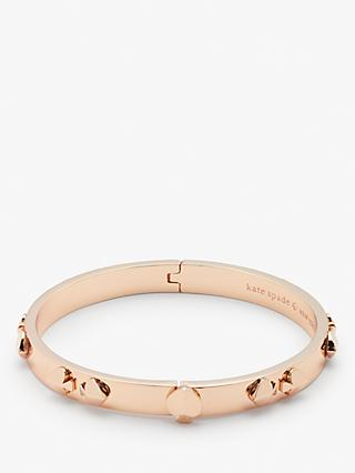 kate spade new york Logo Bangle