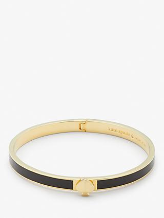 kate spade new york Logo Enamel Bangle