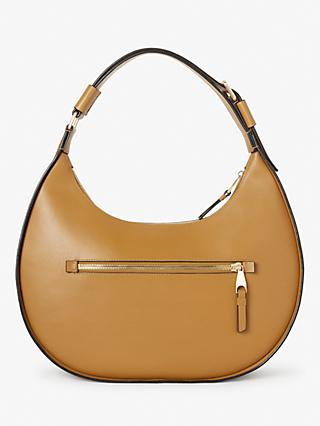 Modern Rarity Jeanne Leather Large Hobo Bag