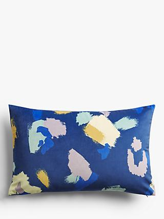 House by John Lewis Painted Animal Cushion, Multi