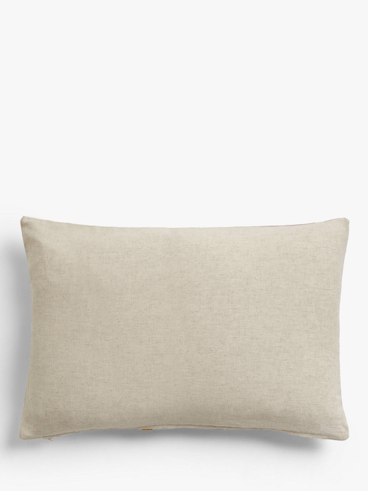 Buy House by John Lewis Pathways Cushion, Mauve Online at johnlewis.com