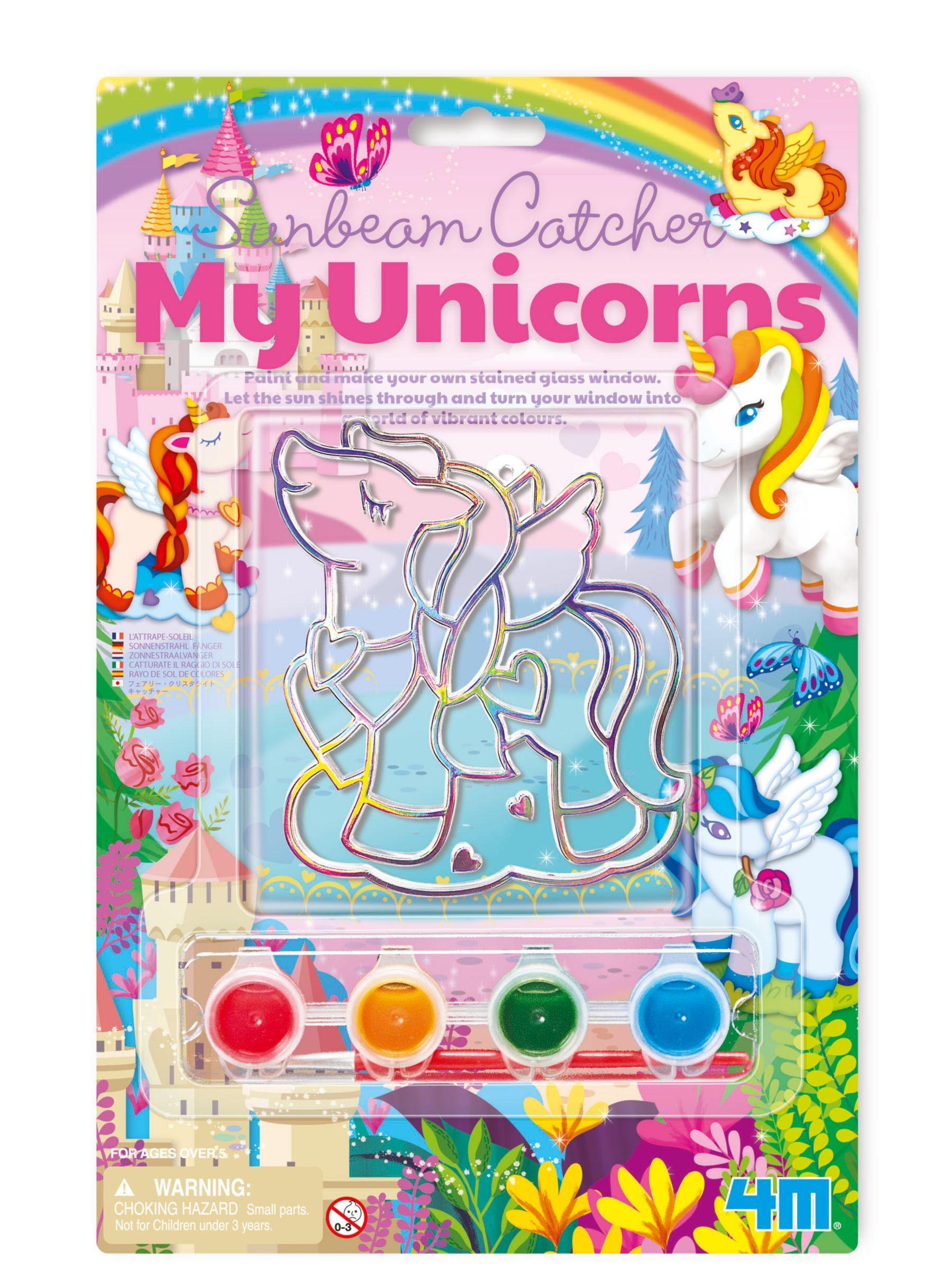 Great Gizmos 4M Unicorn Sunbeam Catcher