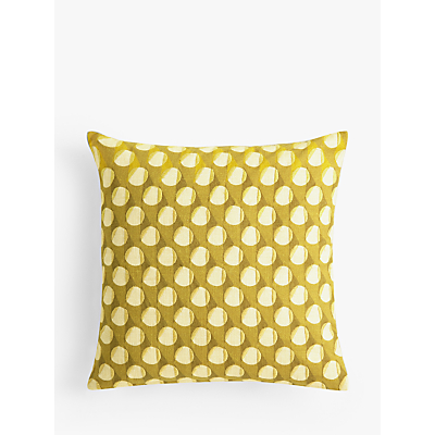 John Lewis & Partners Eave Embroidery Cushion