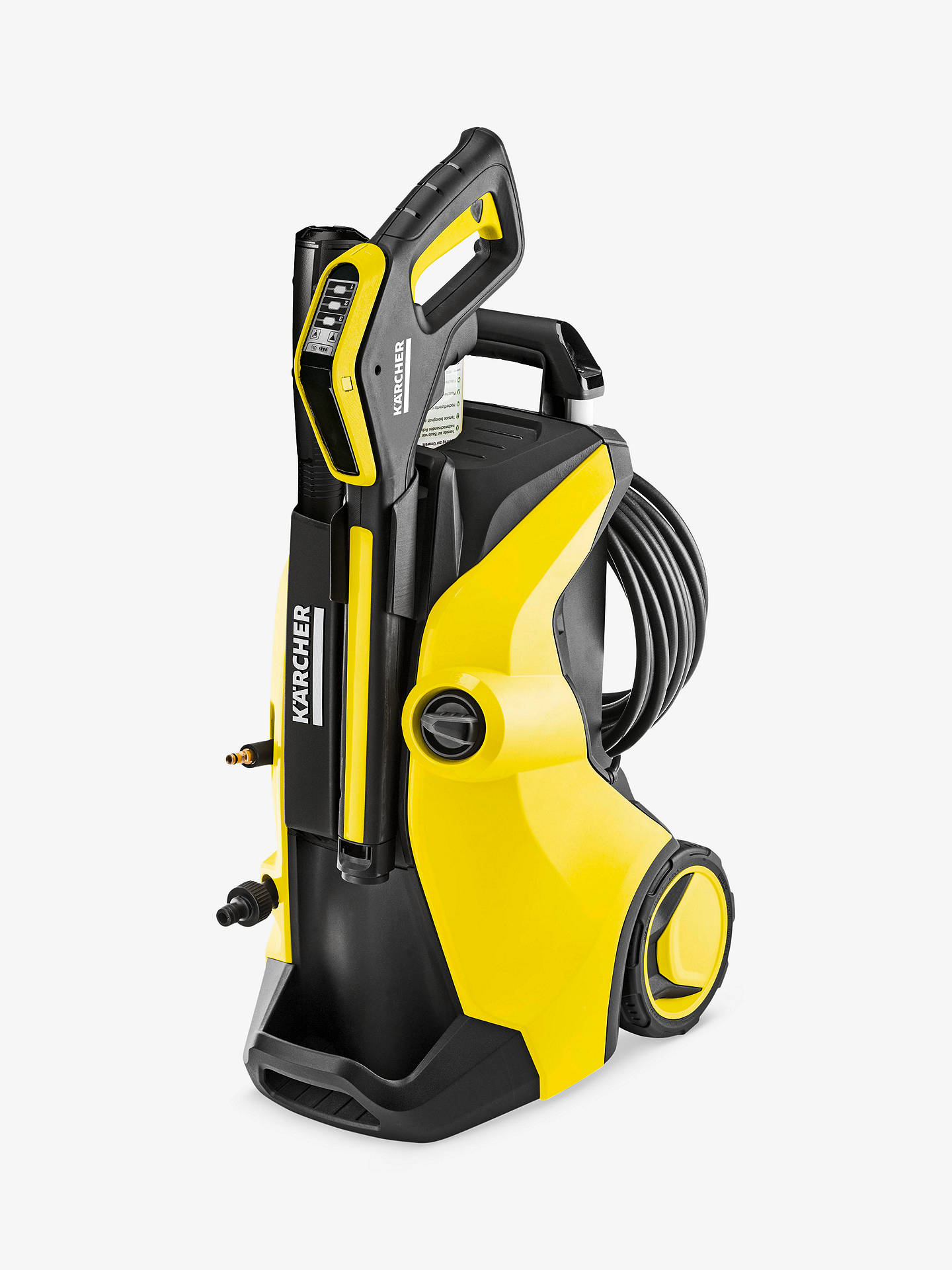 Omtalade Kärcher K5 Full Control Plus Pressure Washer at John Lewis & Partners UT-25