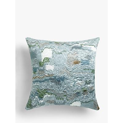 John Lewis & Partners Embroidered Kimono Cushion, Multi