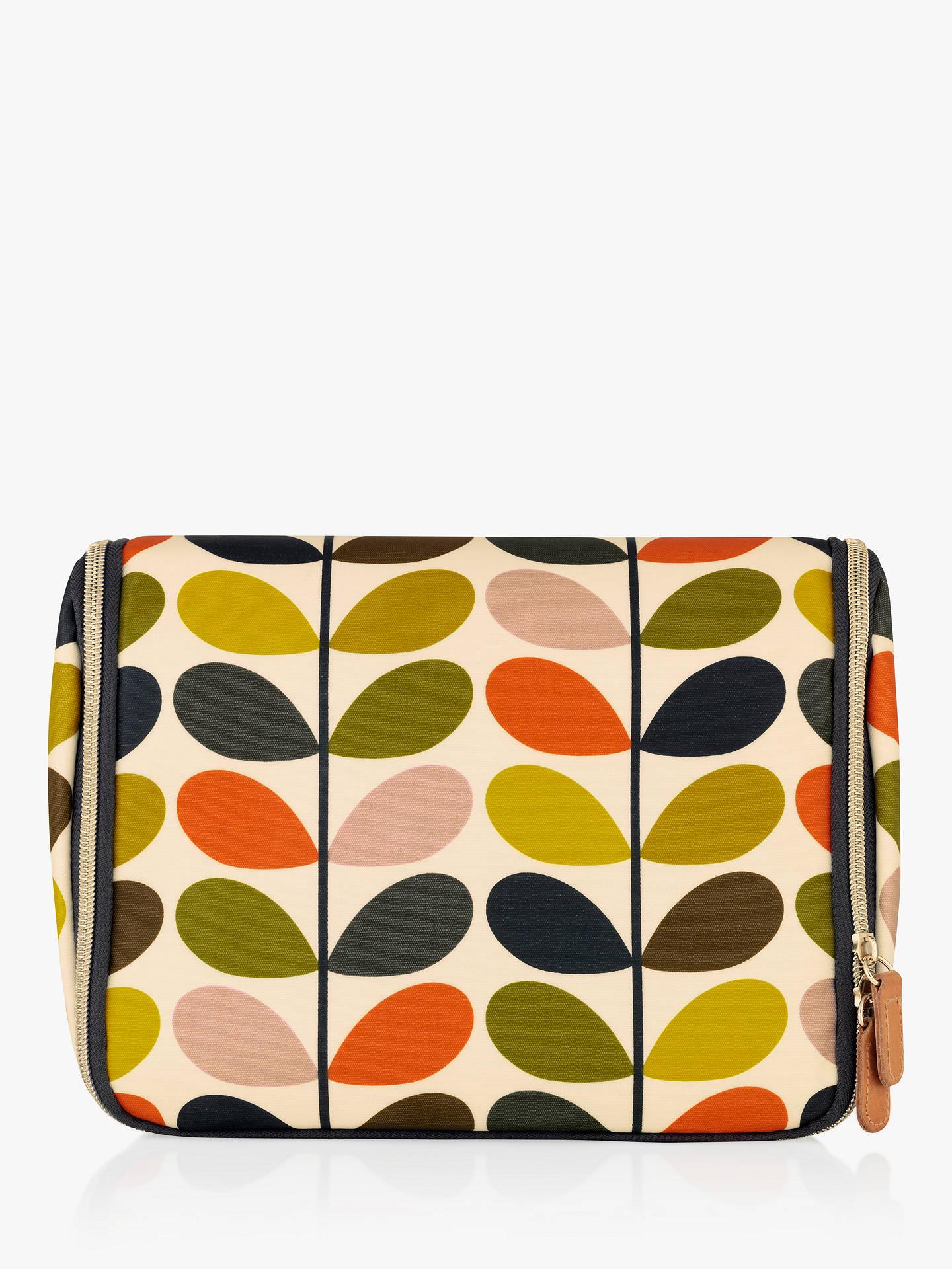 b4bed1dd7 Buy Orla Kiely Stem Print Hanging Wash Bag, Multi Online at johnlewis.com  ...