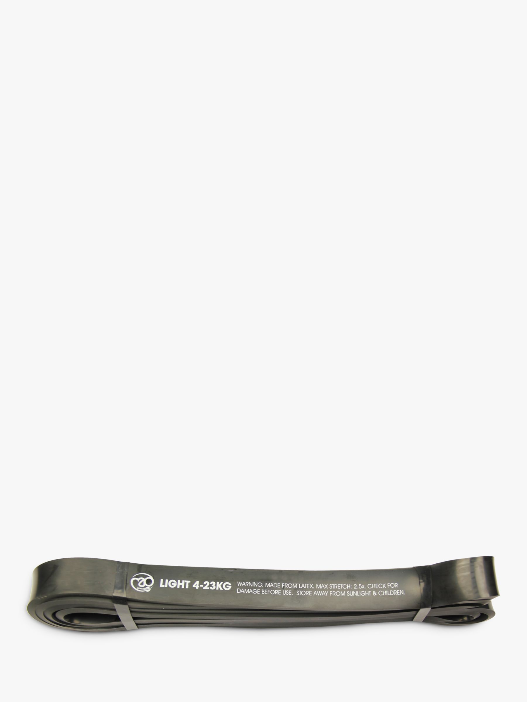 Yoga-Mad Light Power Resistance Loop Band, Black