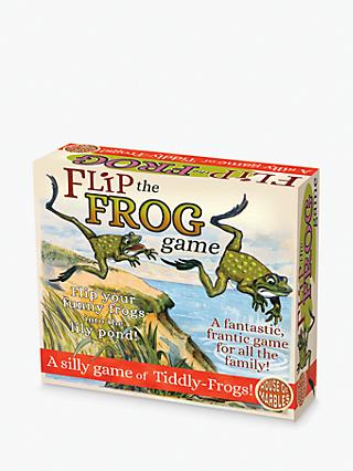 House of Marbles Flip The Frog Game