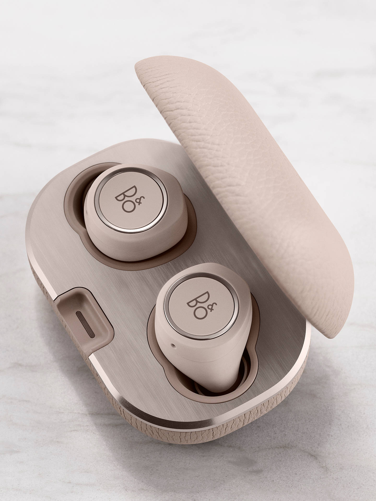 Buy Bang & Olufsen Beoplay E8 2.0 True Wireless Bluetooth In-Ear Headphones with Mic/Remote, Limestone Online at johnlewis.com