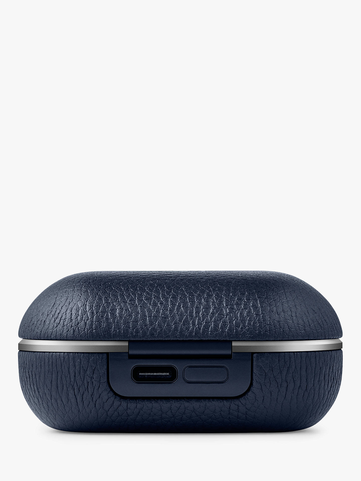Bang & Olufsen Beoplay E8 2 0 True Wireless Bluetooth In-Ear Headphones  with Mic/Remote, Indigo Blue