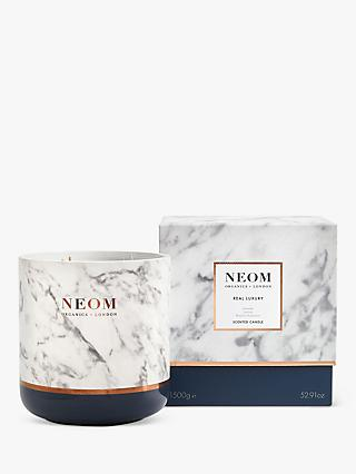Neom Organics London Ultimate Gifting Real Luxury Scented Candle