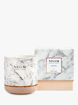 Neom Organics London Ultimate Gifting Happiness Scented Candle
