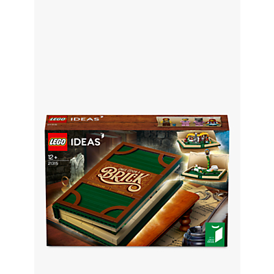 LEGO Ideas 21315 Pop-Up Fairytale Book