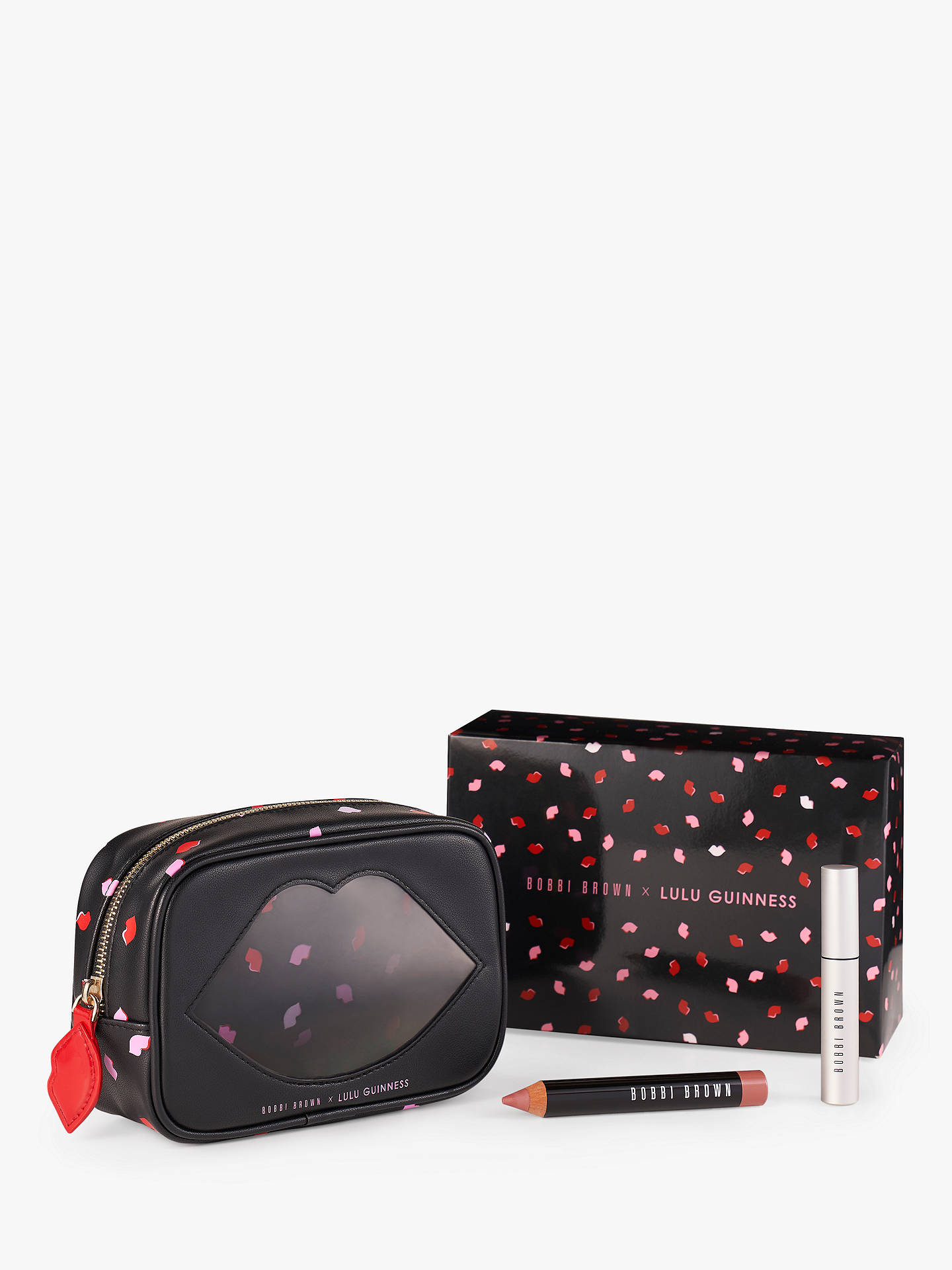7701ac9947a7 Buy Bobbi Brown x Lulu Guinness The Pretty Powerful Collection Online at  johnlewis.com ...