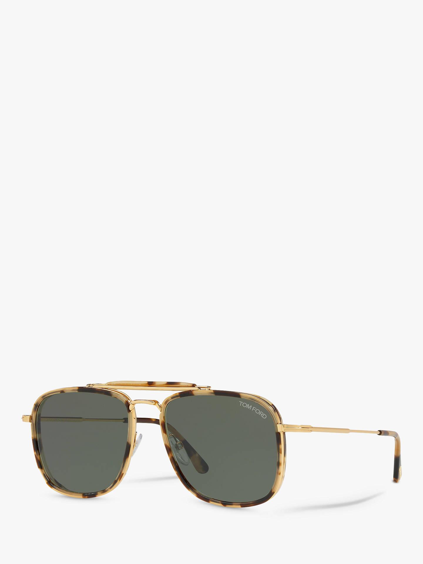 860d54cb81 Buy TOM FORD FT0665 Men s Huck Irregular Sunglasses