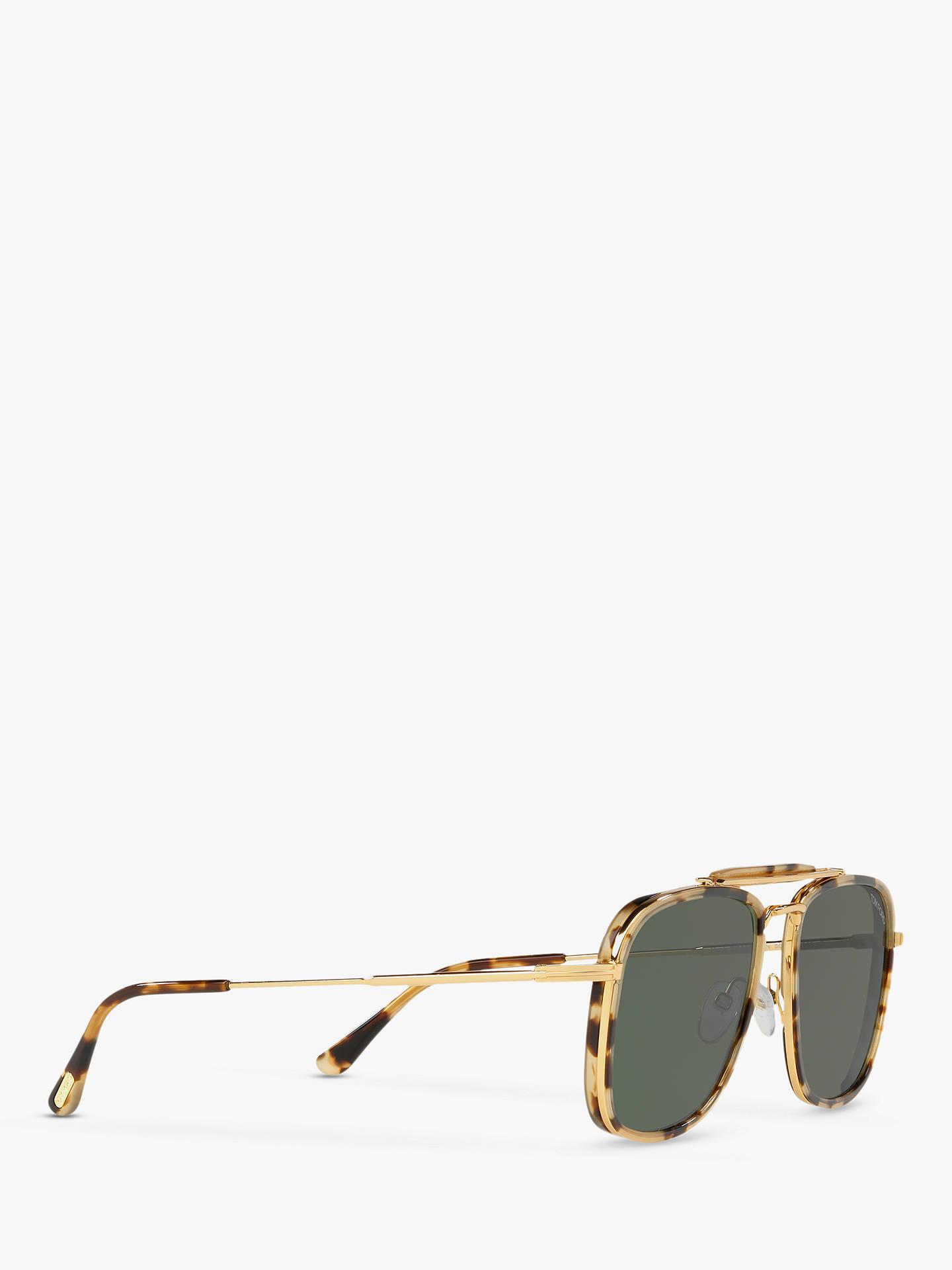 c1fe6f2168 ... Buy TOM FORD FT0665 Men s Huck Irregular Sunglasses