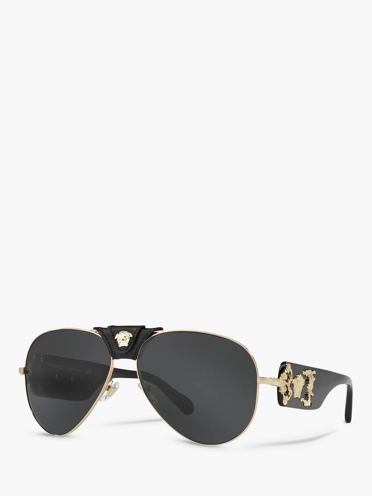 8d86502805b8 Buy Versace VE2150Q Women s Statement Aviator Sunglasses