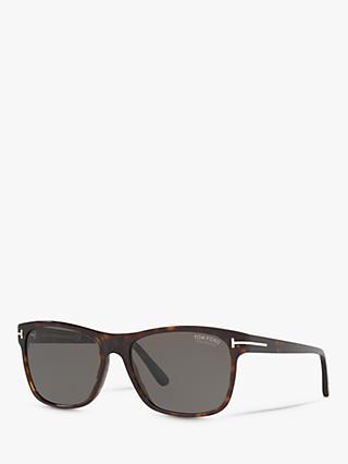 53cd0887329f TOM FORD FT0698 Men s Giulio Polarised Square Sunglasses
