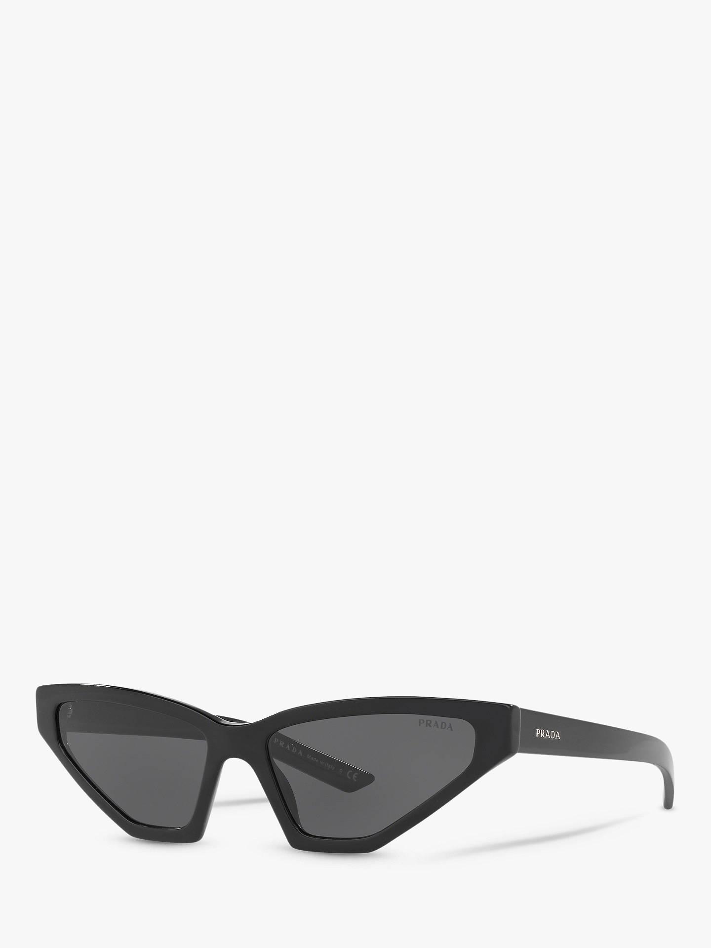 22e51455ff9d Prada PR 12VS Women s Cat s Eye Sunglasses at John Lewis   Partners