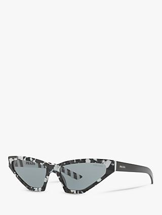 67a16c4295 Prada PR 12VS Women s Cat s Eye Sunglasses