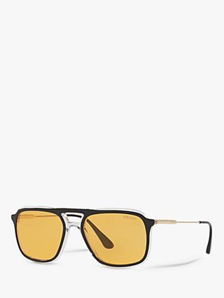 8a1035af29b5 Prada PR 06VS Men s Square Sunglasses
